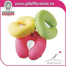 Impresa microbead almohada cilindro