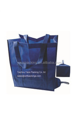 custom and recycled non woven foldable shopping bag, promotional non woven tote bag, grocery reusable shopping bag