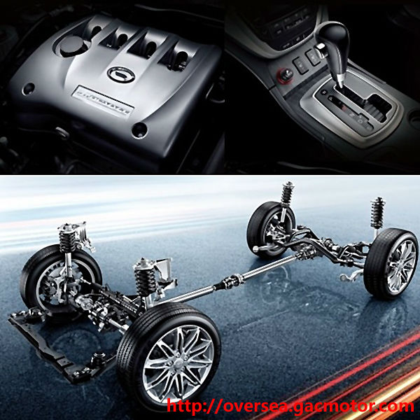 GS5 SUV car from GAC MOTOR (Guangzhou Automobile Group Motor Co., Ltd.) for sale