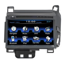 Capacitive touch screen car dvd player, car dvd gps for Lexus CT200H GPS navigation system
