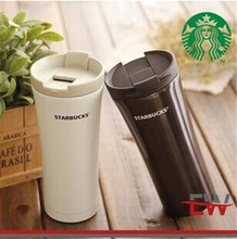 2014 new Starbucks insulation Cup Coffee cup for lovers genuine stainless steel vacuum cups