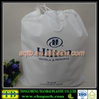 cheap non woven drawstring bag,laundry bag,Non-woven hotel laundry bag