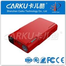 carku 12v lipo battery mini auto jump starter camera battery charger