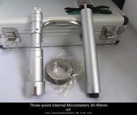 Микрометр point 30/40 MT-080