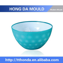 Custom Oem doule color Cup Plastic Injection rubber Mould