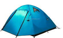 High quality fire resistant off road camping trailer 2 room tent for sale