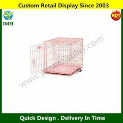 High quality and durable metal folding dog cages YM5-540