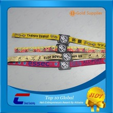Custom Waterproof RFID Wristbands /NFC Silicone Bracelet / HF Wristlet for Sports, Events, Party and Access Control