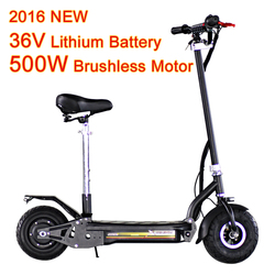 4 Inch Vacuum Tire Folding Electric Scooter/Portable Motorcycle/Two Wheel Foldable Moped