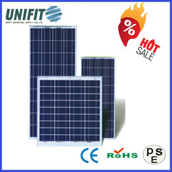 156*156 Efficiency Light Weight Semi Flexible Solar Panel With CE TUV