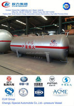 new arrival 5000m3 lpg spherical tank group