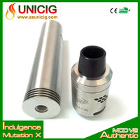 Hot Sale Authentic Indulgence Mechanical Mod Electronic Cigarette Starter Kit EGo CE5 CE4