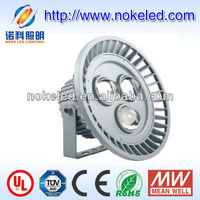Meanwell driver IP67 led 120w explosion proof light fittings