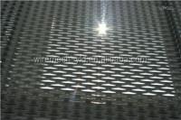 powder coated aluminum sun screen mesh in the architecture