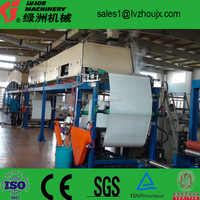 LV-11High Productivity Silicone Oil Paper Coating Machine Supplier