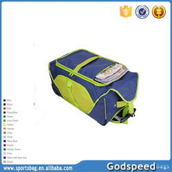 professional golf bag travel cover,wheeled travel bag,weekend travel bag with shoes compartment