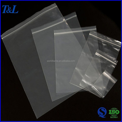 Customized size and prints LDPE cheap plastic ziplock sandwich bag