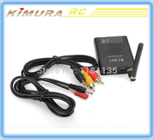 Wholesale Boscam NEW VERSION RC805 FPV 5.8G A/V Video Audio Receiver (RX) Channel Number Display