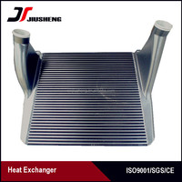 China Aluminum Bar and Plate Turbo Intercooler