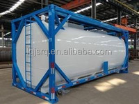 iso tank container for fuel oil 20ft container tank
