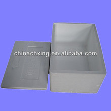 Insulated Styrofoam Shipping Cooler w/Box Container for sale