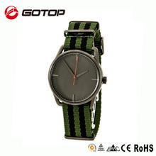 best buy high quality nylon watch strap simple custom watch OEM