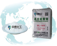 Industrial Grade Precipitated Barium Sulfate (BaSO4) for Coatings 2um