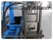 Russia door frame roll forming machine/ metal roller shutter