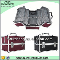 High quality aluminum carry beauty case make-up cosmetic case
