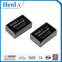 URTD12D12-6W dc dc power moudle dual output 12VDC