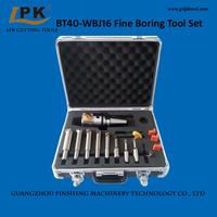 High Quality Micro Adjustable Boring Head WBJ16 Tool Set