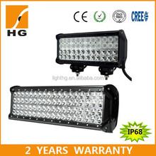 108w 4 row LED work light bar for dune buggies off road truck jeep atv utv sandrails