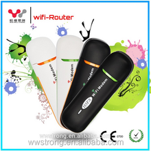 Wireless Type and Stock Products Status Router 100M wifi range 150Mbps wireless 3G wifi modem
