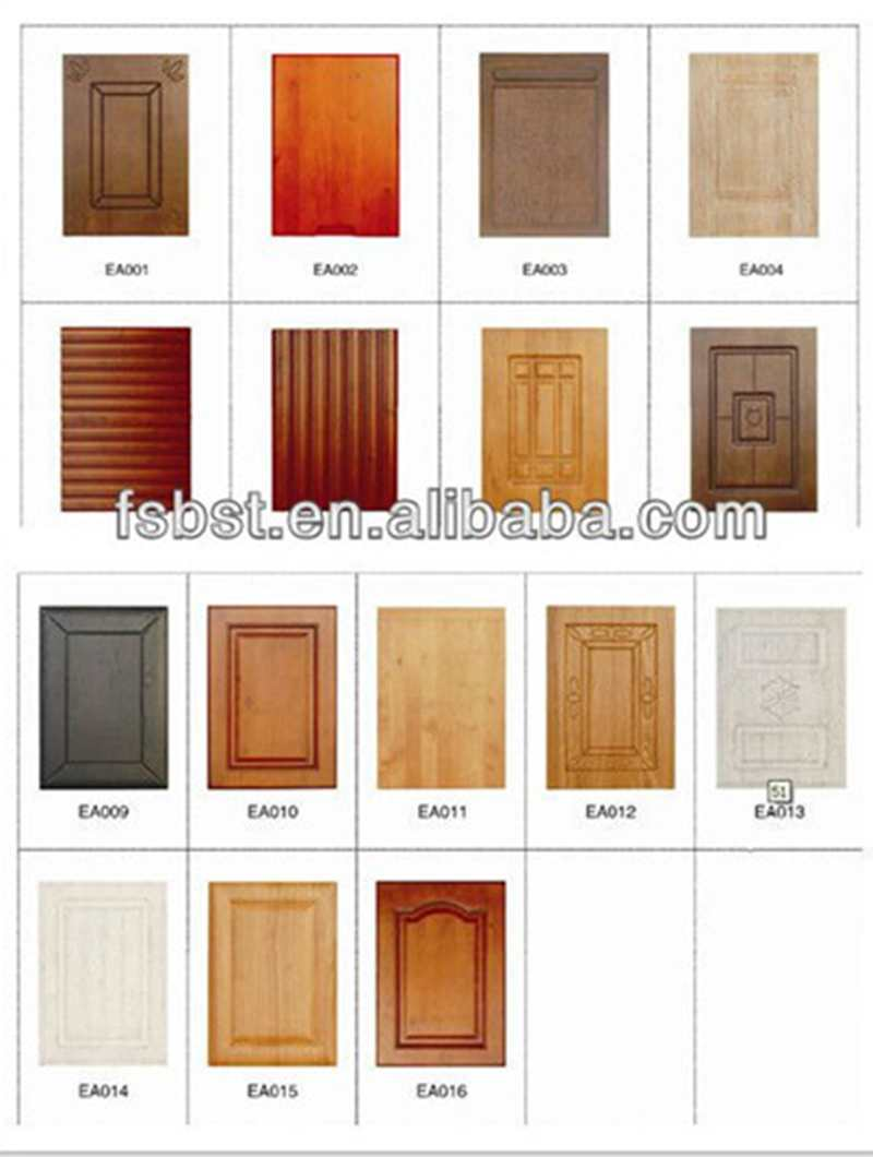 New design solid wood kitchen cabinets pakistan style for Kitchen cabinets in pakistan