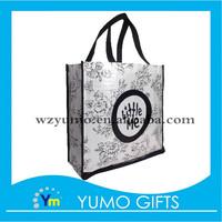 china wenzhou hot sale high quality fashion non-woven fabric bag