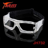 Panlees Plastic Optical Football/ Basketball/ Volleyball Safety Goggle Glasses