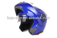 NEW double shield flip up motorcycle helmet HD-701