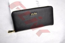 carbon fiber hand bag/ wallet