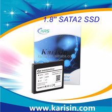 Karisin ssds 1.8 inch ssd sata ii mlc 8 gb Solid State hard Drive for laptop