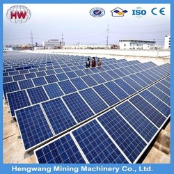 CE/IEC/TUV/UL Certificate flexible solar panel manufacturers in china