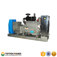 50kW Forced Water Cooling Power Electric Generating Set