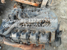 Used engine oil mercedes benz truck diesel engine OM442