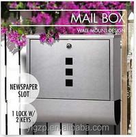 Australia 304 rustproof mailboxes visa invitation letter for visa service