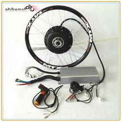 High speed!100km/h 72v 3kw hub motor/wheel hub motor for bicycle