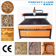 new arrival !! 1200*1200mm automatic 3d wood carving cnc router for wood cutting cnc router PEM-1212A