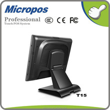 """Touch Monitor, 15"""" Resistive Touch, USB Interface"""