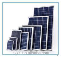 high effeciency fully certified 12v 25w solar panel 255watt poly solar module under low price per watt