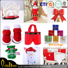 2015 hot sale cheap fashion christmas decoration with latest design led gifts, wholesale new arrival christmas decoration