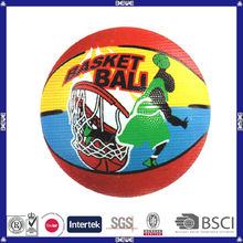 hot sell promotional customized logo cheap basketball supplier