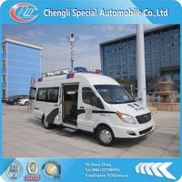 JAC mobile court car